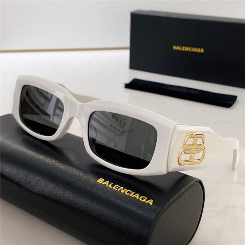 Balenciaga AAA Quality Sunglasses #787765