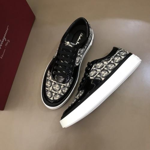 Ferragamo Salvatore FS Casual Shoes For Men #787874