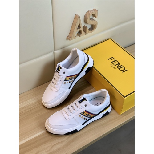 Fendi Casual Shoes For Men #787882