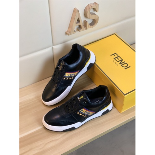Fendi Casual Shoes For Men #787883