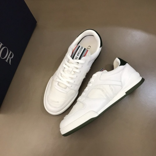 Christian Dior Casual Shoes For Men #787893 $96.03 USD, Wholesale Replica Christian Dior Casual Shoes