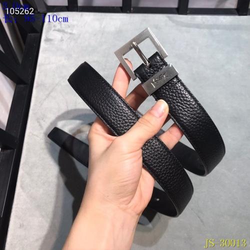 Replica Yves Saint Laurent AAA Belts #788039 $50.44 USD for Wholesale
