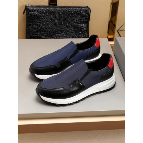 Prada Casual Shoes For Men #788126