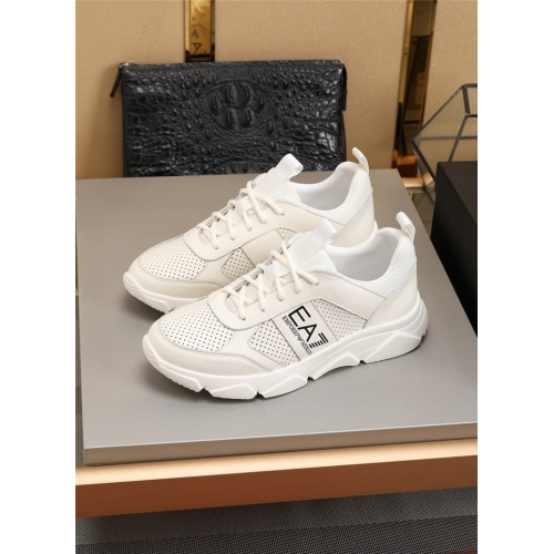 Armani Casual Shoes For Men #788130