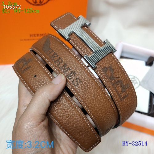 Replica Hermes AAA Belts #788310 $54.32 USD for Wholesale
