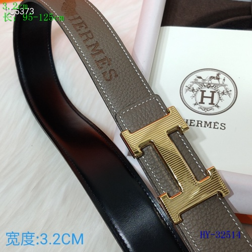 Replica Hermes AAA Belts #788312 $54.32 USD for Wholesale