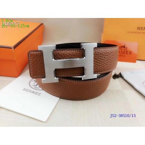 Replica Hermes AAA Belts #788321 $50.44 USD for Wholesale