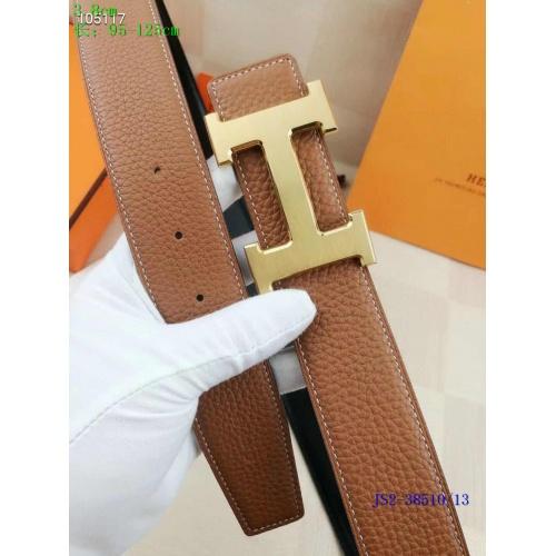 Replica Hermes AAA Belts #788322 $50.44 USD for Wholesale