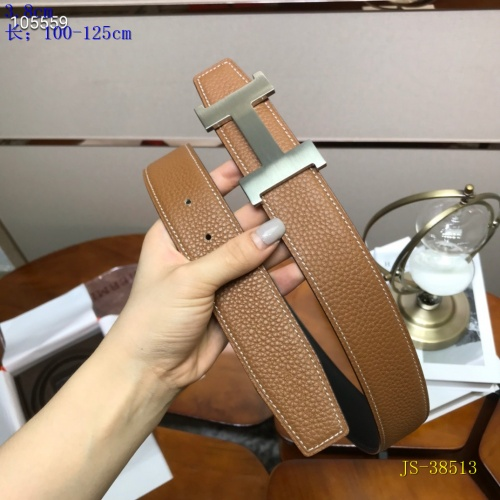 Replica Hermes AAA Belts #788344 $50.44 USD for Wholesale
