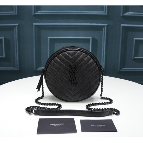 Yves Saint Laurent YSL AAA Quality Messenger Bags For Women #788451 $86.33 USD, Wholesale Replica Yves Saint Laurent YSL AAA Messenger Bags