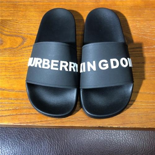 Burberry Slippers For Men #788472