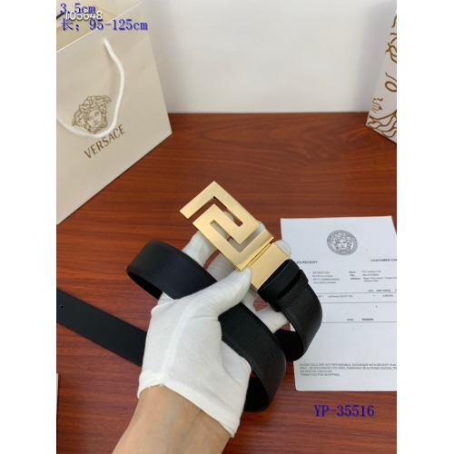 Replica Versace AAA Belts #788528 $62.08 USD for Wholesale