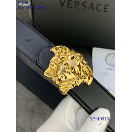 Replica Versace AAA Belts #788545 $58.20 USD for Wholesale