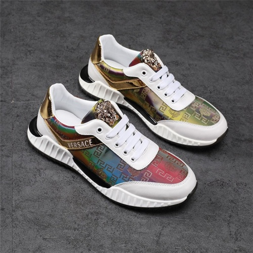 Versace Casual Shoes For Men #788592