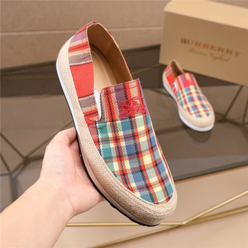 Burberry Casual Shoes For Men #788646