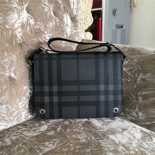 Burberry AAA Man Messenger Bags #788711