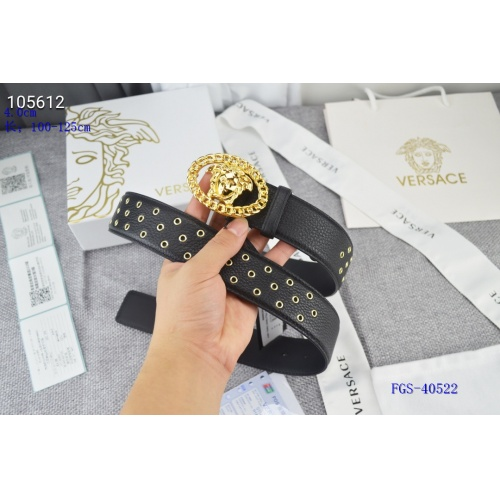 Replica Versace AAA Belts #788767 $82.45 USD for Wholesale