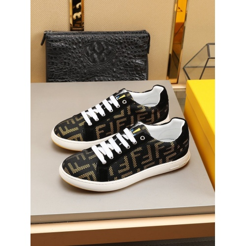 Fendi Casual Shoes For Men #788904