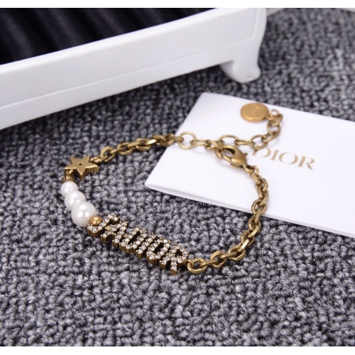 Christian Dior Bracelets #789076 $31.04, Wholesale Replica Christian Dior Bracelets