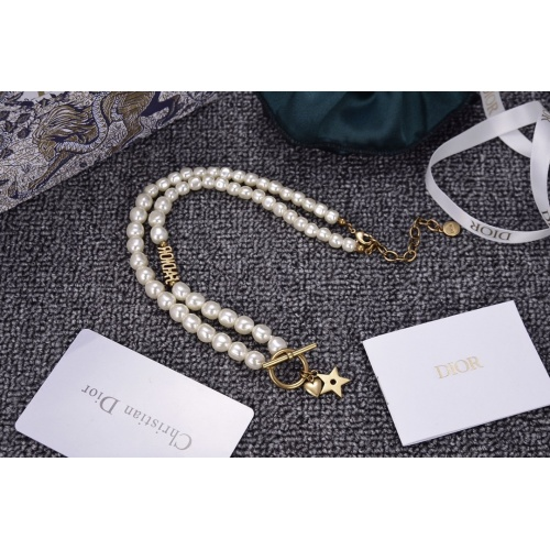 Christian Dior Necklace #789080 $32.98, Wholesale Replica Christian Dior Necklace