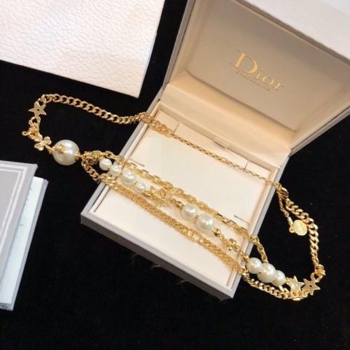 Christian Dior Necklace #789082 $36.86, Wholesale Replica Christian Dior Necklace