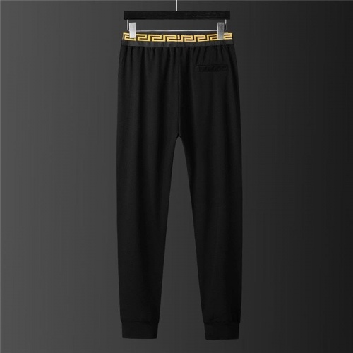 Replica Versace Tracksuits Short Sleeved O-Neck For Men #789127 $65.96 USD for Wholesale