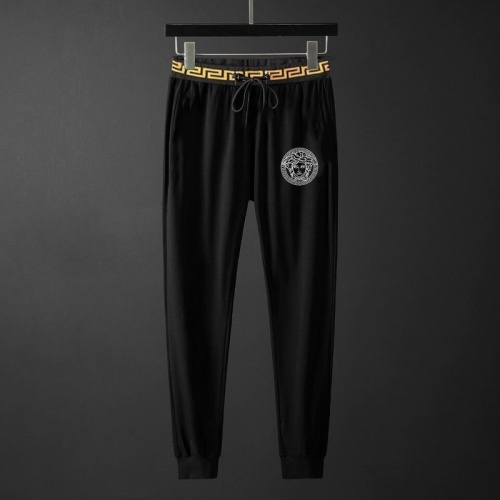 Replica Versace Tracksuits Short Sleeved O-Neck For Men #789134 $65.96 USD for Wholesale