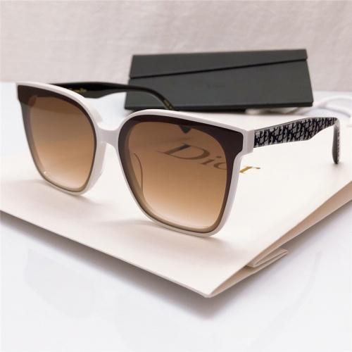 Christian Dior AAA Quality Sunglasses #789195