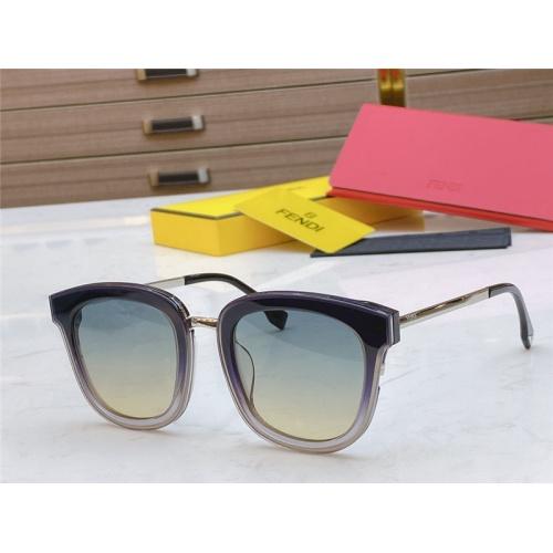 Fendi AAA Quality Sunglasses #789222