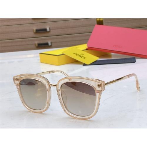 Fendi AAA Quality Sunglasses #789224