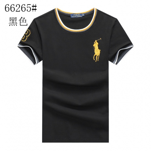 Ralph Lauren Polo T-Shirts Short Sleeved O-Neck For Men #789256