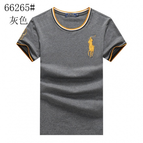 Ralph Lauren Polo T-Shirts Short Sleeved O-Neck For Men #789257