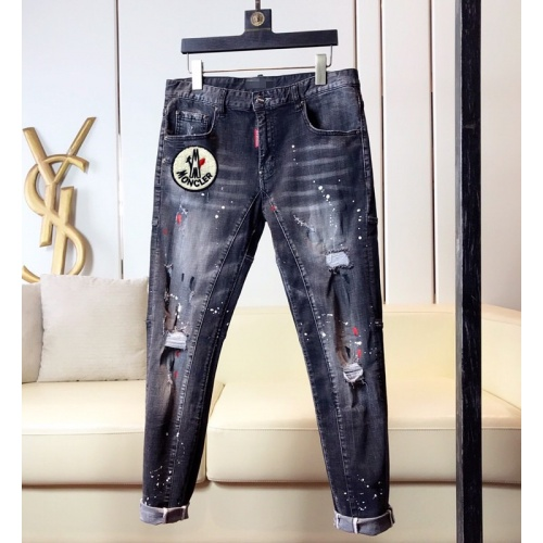 Moncler Jeans Trousers For Men #789303