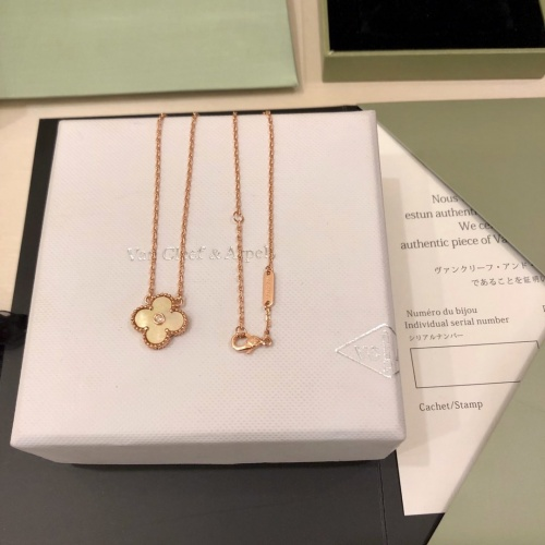 Van Cleef & Arpels Necklaces #789379 $28.13 USD, Wholesale Replica Van Cleef & Arpels Necklaces