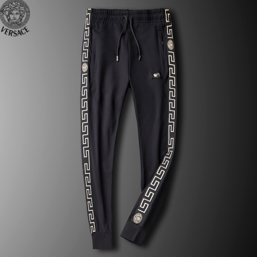 Replica Versace Tracksuits Long Sleeved Zipper For Men #789400 $95.06 USD for Wholesale
