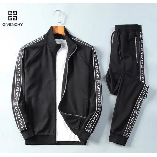 Givenchy Tracksuits Long Sleeved Zipper For Men #789425