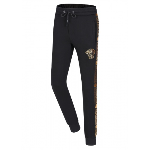 Replica Versace Tracksuits Long Sleeved Zipper For Men #789429 $79.54 USD for Wholesale