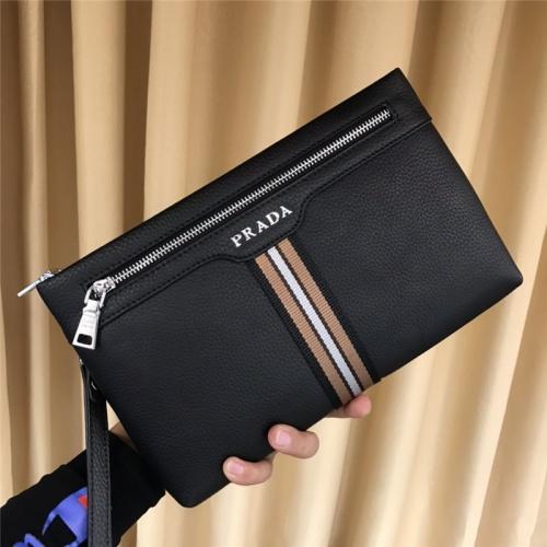 Prada AAA Man Wallets #789461