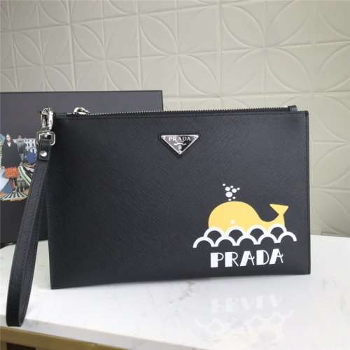 Prada AAA Man Wallets #789470