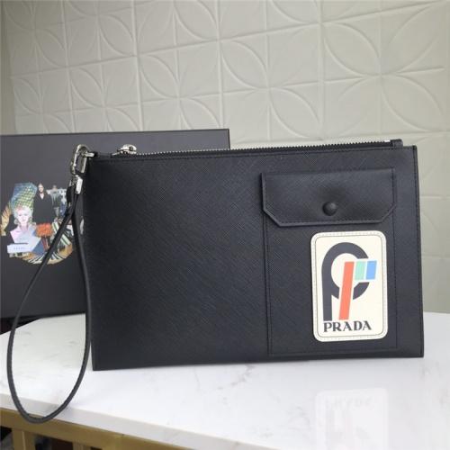 Prada AAA Man Wallets #789480