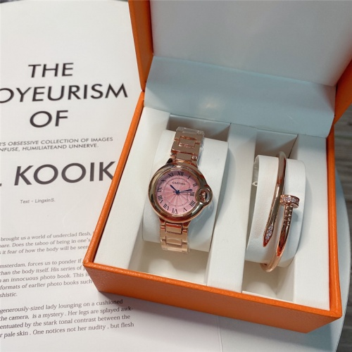 Cartier Watches For Women #789517 $31.04, Wholesale Replica Cartier Watches