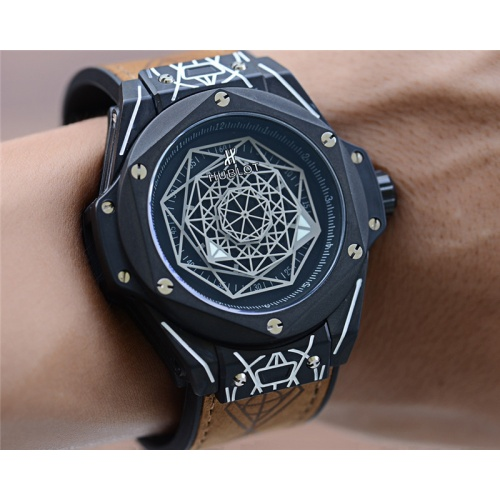 HUBLOT AAA Quality Watches For Men #789532 $169.75, Wholesale Replica HUBLOT Quality Watches