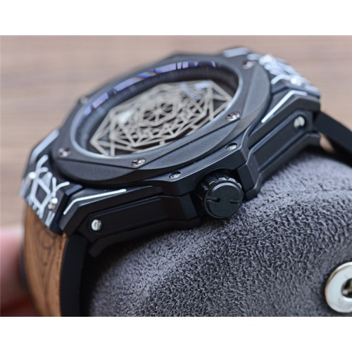 Replica HUBLOT AAA Quality Watches For Men #789532 $169.75 USD for Wholesale