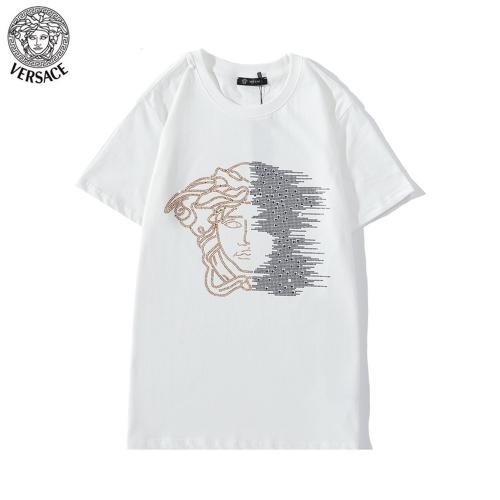 Versace T-Shirts Short Sleeved O-Neck For Men #789583