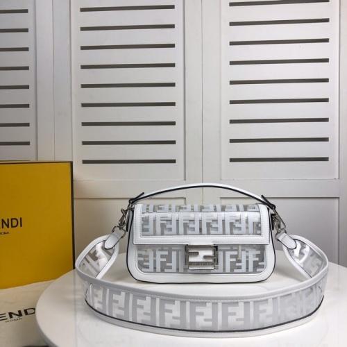 Fendi AAA Quality Messenger Bags For Women #789591
