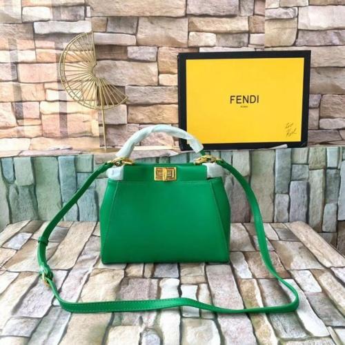 Fendi AAA Quality Messenger Bags For Women #789595