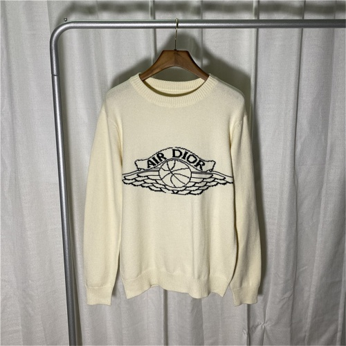Christian Dior Sweaters Long Sleeved O-Neck For Men #789599 $43.65, Wholesale Replica Christian Dior Sweaters