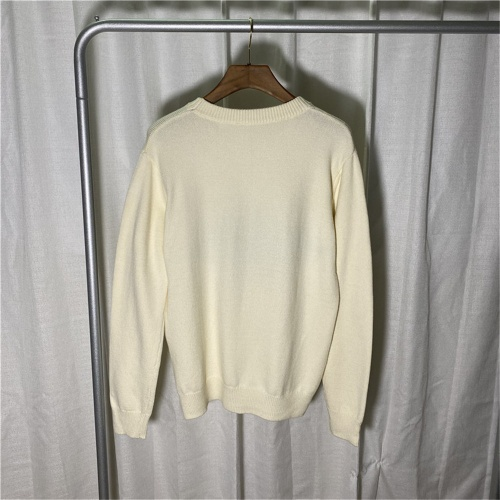 Replica Christian Dior Sweaters Long Sleeved O-Neck For Men #789599 $43.65 USD for Wholesale