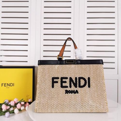 Fendi AAA Quality Handbags For Women #789606
