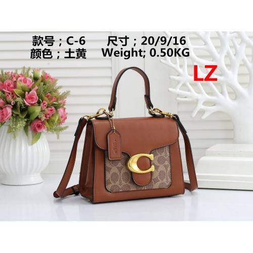 Coach Messenger Bag For Women #789639